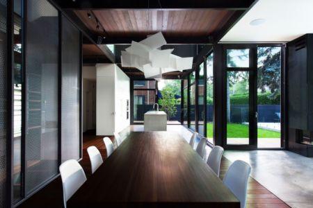 Coupée Croisée Par YH2 Architecture - Montréal, Canada 15