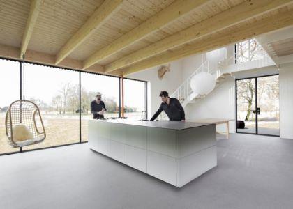 Cuisine - huize-looveld par Studio Puisto Architects, Duiven, Pays-Bas