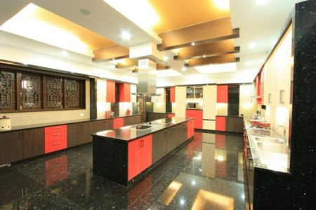 Cuisine - Royal-Splendour-House Par Ansari And Associates - Ayyampet, Inde
