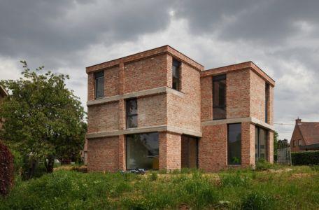 DNA house par blaf architecten, Asse, Belgique - + d'infos