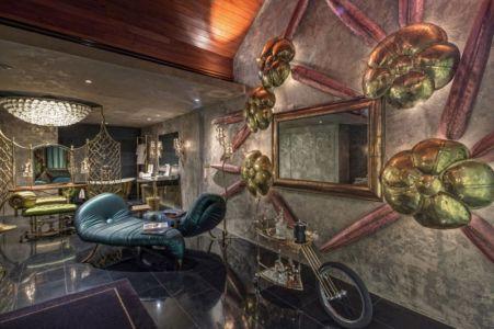 Décoration Design Chambre - iniala-beach-house par Estudio & A-Cero - Phang Nga, Thaïlande