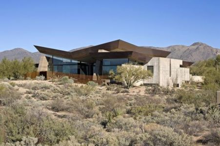 Desert Wing par Kendle Design Collaborative - Scottsdale, Arizona, Usa | + d'infos