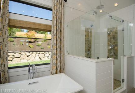 Douche salle de bains - Maison typique par TTM Development company - Portland, Usa