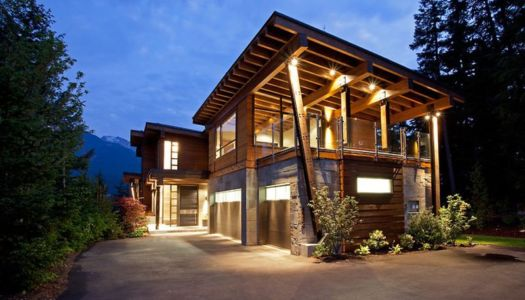 Dream Home par Sean Anderson - Whistler, Canada