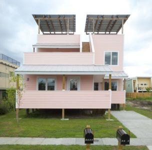 Duplex par Frank Gehry - New Orleans, Usa - +d'infos