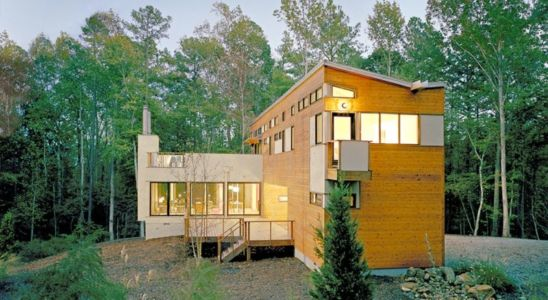 Dwell home par 4 Architecture - Pittsboro, Usa
