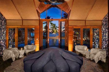 Entrée principale Salon - iniala-beach-house par Estudio & A-Cero - Phang Nga, Thaïlande