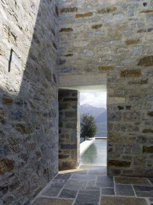Entrée - Building-Brione Par Meuron Romeo - Minusio, Suisse