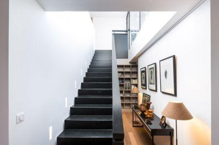 Escalier Accès Etage - house-crozon par Pierre-yves Le Goaziou - Crozon, France