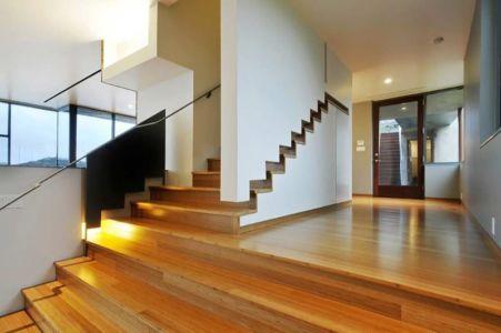 Escalier - maison en bois par andersson-wise, Mont Bonnel, USA.jpg