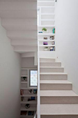 Escalier - HEM-House Par Sanuki Daisuke - Ho Chi Minh, Vietnam