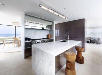 Espace Cuisine Entre Deux Salles Séjour - Home-New York Par Stelle Lomont Rouhani - New York, USA