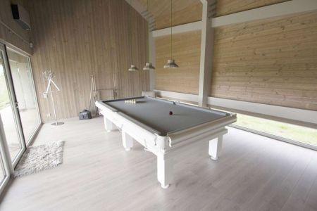 Espace Jeu Billard - Dune-House Par Archispektras - Lettonie