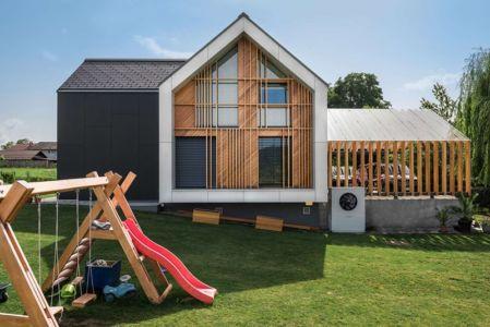 Espace Jeux Enfants - Family-Villa-XL - Sono-Arhitekti - Slovenie