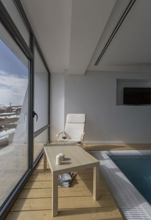 Espace Repos & Vue Imprenable Paysage - Mosha House Par New Wave-Architecture - Mosha, Iran