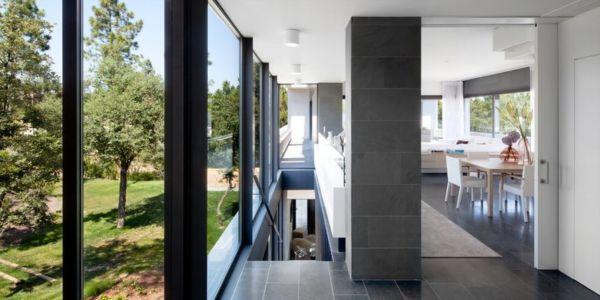 Etage - la-vinya par Lagula Arquitectes, Malavella, Espagne