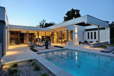 Extérieur - Villa Wa par Laurent GUILLAUD - France