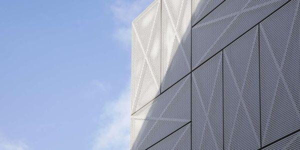 Façade Murale - Maison Exclusive par Ofis Architects - Ljubljana, Slovenie