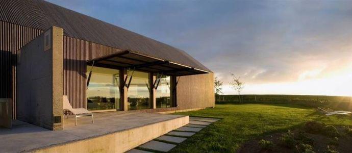 Façade Principale - barn-buro-2 par Buno II & Archi - Flandre, Belgique.jpg