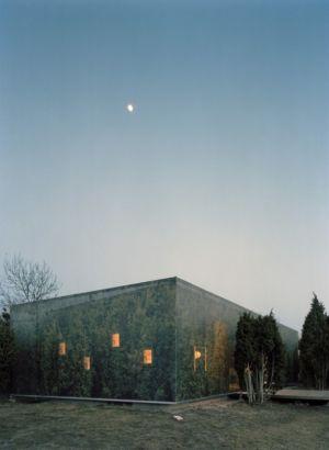 Façade Principale - juniper-house par Murman Arkitekter - Kattammarsvik, Suède