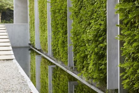 Façade végétalisée - Astrid-Hill-House par Tsao & McKown Architects - Singapour