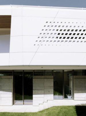 Façade Design - Lake-House-Portschach Par A01 Architects - Carinthie, Autriche