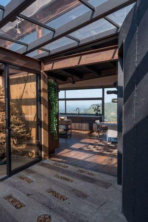Façade Entrée - Gozu-House Par Opus - El Retiro, Colombie