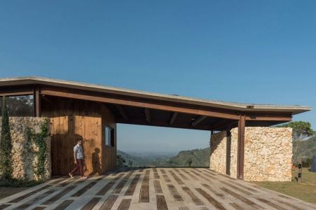 Façade Entrée Principale - Gozu-House Par Opus - El Retiro, Colombie