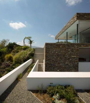 Façade Jardin - El Meandro Par Marion Regitko - Malaga, Espagne