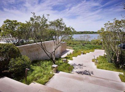 Façade Jardin Et Vue Océan - Home-New York Par Stelle Lomont Rouhani - New York, USA