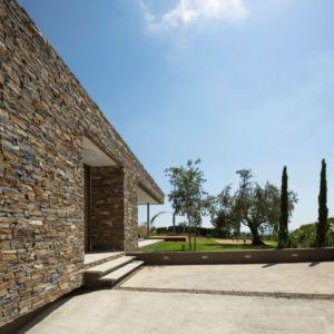 Façade Pierres & Vue Jardin - El Meandro Par Marion Regitko - Malaga, Espagne