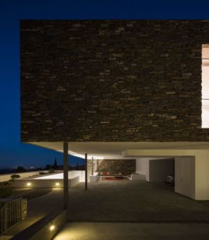 Façade Terrasse - El Meandro Par Marion Regitko - Malaga, Espagne