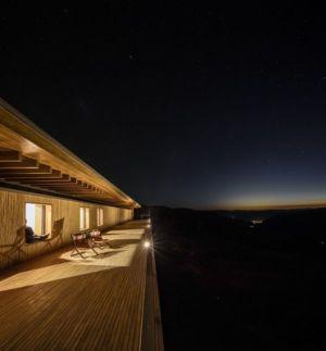 Façade Terrasse Illuminée - Catucaba-Farm Par Studio MK27 - Catucaba, Brazil