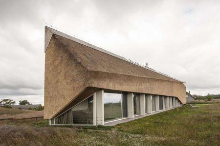 Façade Vitrée - Dune-House Par Archispektras - Lettonie