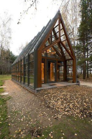 Fairy-Tale House par Totan Kuzembaev Architectural Studio - Moscou, Russie