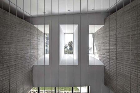 Fenêtres Vitrées étage - Songdo-House Par Architect-K En Coree Du Sud