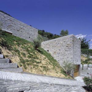 Flanc De Colline Site - Building-Brione Par Meuron Romeo - Minusio, Suisse
