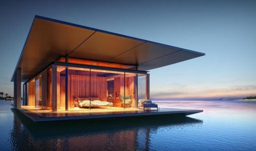Floating-House- par Dymitr Malcew - concept