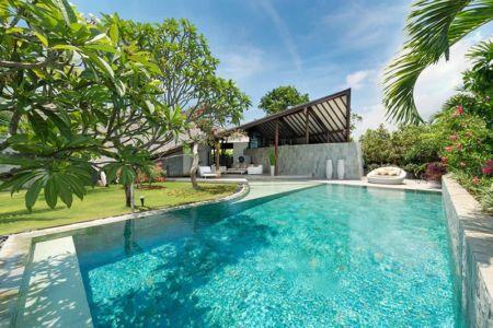 Grande piscine - Villas-Spa par Layar Designer - Bali, Indonesie
