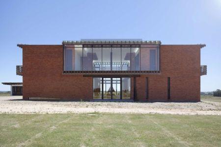 Grande Baie Vitrée Rez De Chaussée & étage - Luna-Llena-House Par Candida Tabet - Punta Del Este, Uruguay