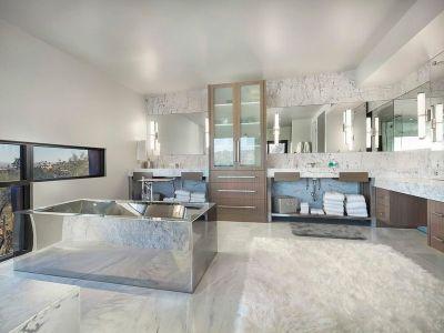 Grande Salle De Bains - Arizona-Contemporary Par Luster Custom Homes - Arizona, USA