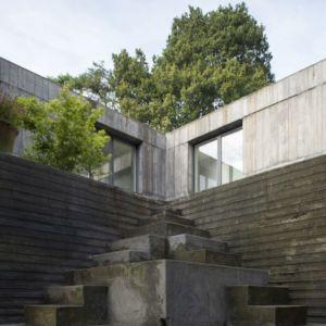 - Guna house par Pezo von Ellrichshausen - Llacolén, Chili