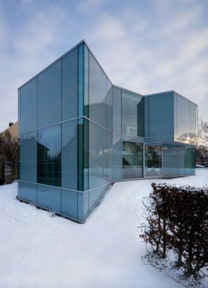 H House par Wiel Arets Architects - Maastricht, Pays-Bas