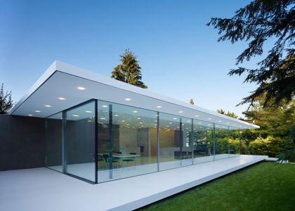 Haus D10 par Werner Sobeks - Biberach, Allemagne - Photo Zooey Braun
