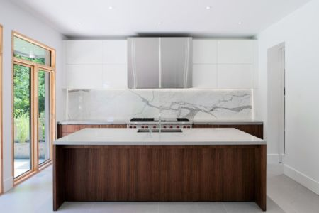 cuisine - Heathdale Residence par TACT Design INC. - Toronto