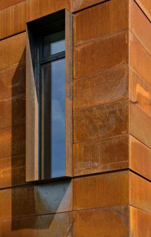 façade en cuivre - Heathdale Residence par TACT Design INC. - Toronto