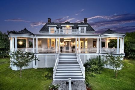 Historic Cottage par David Russell and Jamie Brownlee - Sullivans Island - Usa - + d'infos