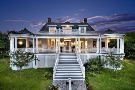 Historic Cottage par David Russell and Jamie Brownlee - Sullivans Island - Usa - + d'infos