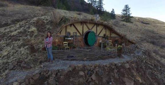 - Hobbit-Village par Kristie Wolfe - Chelan, USA