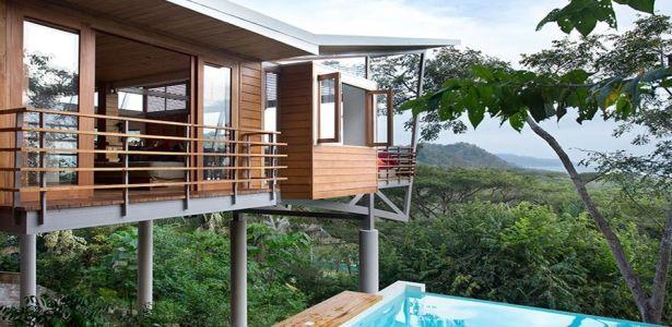 Holiday-House par Benjamin-Garcia-Saxe - Costa-Rica| + d'infos